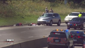 Wayzata officer fatally struck by vehicle on Hwy 12