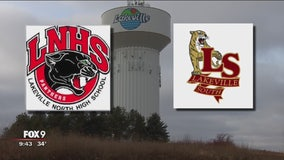 Lakeville North & South high schools at odds over new sports dome