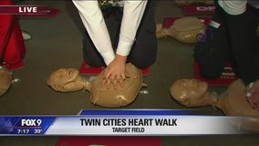 23rd Annual Heart Walk at Target Field