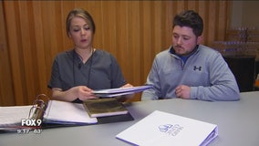 Minnesota couple fights cancer, fertility obstacles