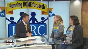 Running Home for Jacob kicks off Saturday in St. Paul
