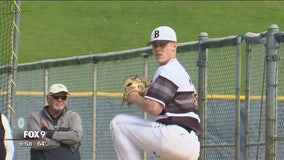Burnsville High School pitcher garnering Major League interest