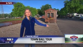 Town Ball Tour Howard Lake preview