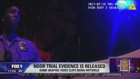Evidence released in trial of ex-MPD officer Mohamed Noor