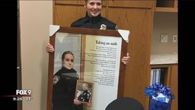 Maplewood officer is the niece of slain cop