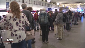 TSA wait times at MSP among longest in the country