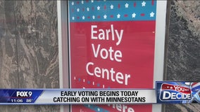 Early voting begins Friday, catching on with Minnesotans