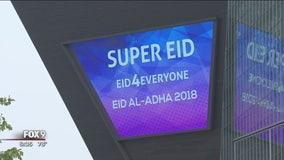 Muslim community hosting 'Super Eid' event at US Bank Stadium in Minneapolis