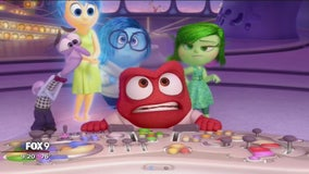 Minnesota child expert suing Disney for stealing idea for 'Inside Out'