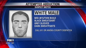 Attempted abduction of 16-year-old girl in Coon Rapids