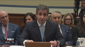 Michael Cohen testifies before Congress