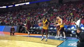 Gophers basketball gearing up for 1st NCAA tournament game in Iowa