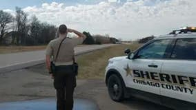 Chisago Co. salutes fallen Conservation Officer