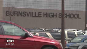 Burnsville HS teacher arrested for 'sexually explicit' communication with student