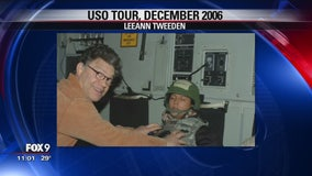 KABC's Leeann Tweeden: 'Al Franken kissed and groped me'