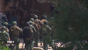 Woman found dead after standoff in Mendota Heights, Minnesota