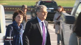 Sen. Al Franken resigns amid sexual misconduct allegations