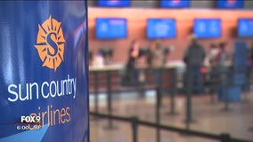 Customers stranded by Sun Country upset over refund