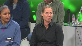 Lynx WNBA Champions live in studio Part 2 of 3