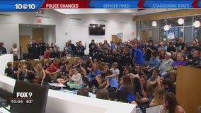 Forest Lake City Council votes to dissolve police department