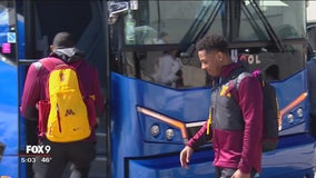 Minnesota Gophers head to Des Moines for NCAA Tournament