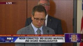 Family of Justine Damond speaks after hearing Mohamed Noor verdict
