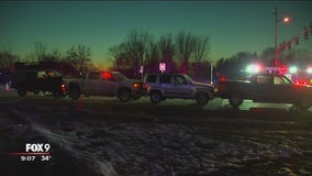Man shot after Fridley crash dies from injuries