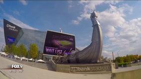 Investigators: Blame game over falling panels at US Bank Stadium