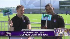 Vikings GameDay Live: Sink or Sail