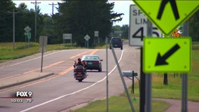 Shakopee police officer critically hurt after crashing motorcycle