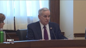 Dayton uses vetoes as leverage to call special session