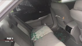 Vandals strike vehicles at random in Plymouth
