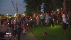 Vigil held for 2nd anniversary of Castile shooting