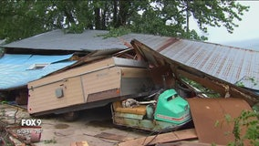Tornadoes touch down in MN communities