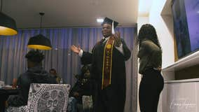 Gophers' OJ Smith proposes after graduation