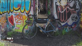 Cyclist's bike stolen after cross country journey