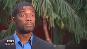 St. Paul mayoral candidate Melvin Carter speaks out