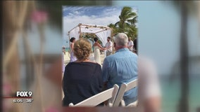 Wedding party stranded in Mexico for days after canceled Sun Country flights