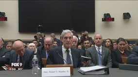 Mueller testifies before Congress