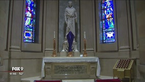 Cathedral of Saint Paul prepares for Easter Sunday