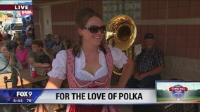Town Ball Tour: FOX 9 sits in with New Ulm's polka band