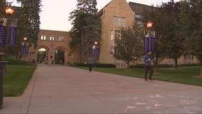 Racist word found traced in dust in University of St. Thomas dorm bathroom