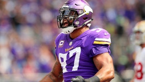Vikings DE Everson Griffen: 'I want to be a Viking for life'