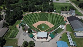 Family works tirelessly to keep Dassel's beloved ball field in top shape