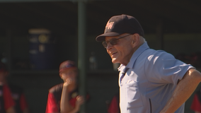 Town Ball umpire still calling the shots at 78 years old