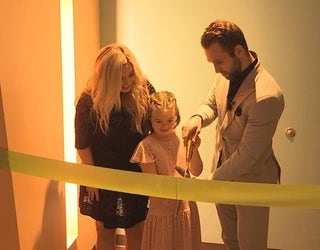 Zuckers Open Suite At U Of M Children S Hospital For Families To