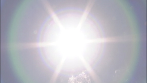 Staying safe in the extreme heat and the warning signs to watch for