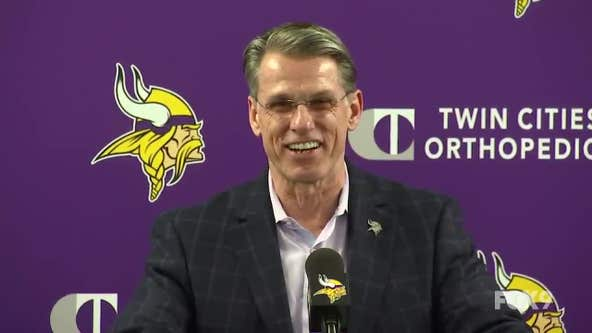 Report: Vikings finalizing contract extension with GM Rick Spielman