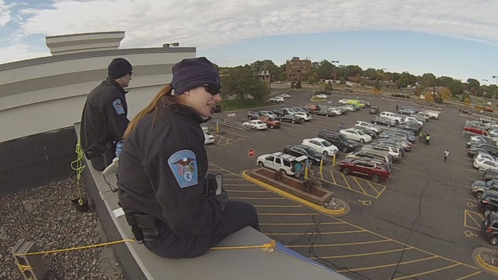 Cop on Top event raises funds for Special Olympics | FOX 9 ...