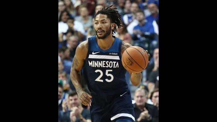 Derrick Rose brought to tears after remarkable 50-point ...